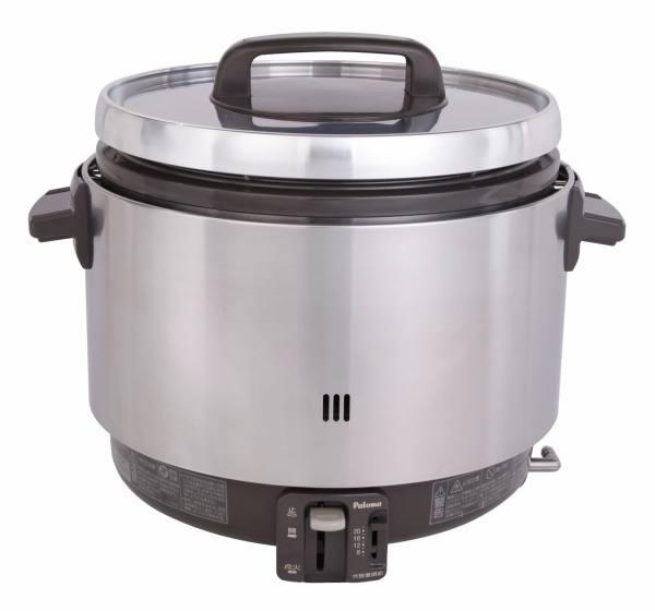 パロマ 業務用ガス炊飯器 2升炊 涼厨・フッ素内釜タイプ 【PR-360SSF】 ・送料無料(一部地域を除く)