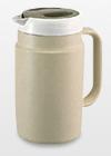 正規激安 冷たさ長持ち 氷を入れても結露なし タイガー魔法瓶保冷ピッチャー 断熱材使用 1.7L 大特価 PPB-A170-C ベージュ カラー