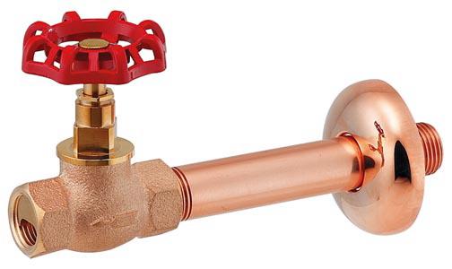 カクダイ*KAKUDAI* Da Reyaアイキャッチ水栓 【711-011-13】 誰や!工事、途中でやめたん?(赤ハンドル)