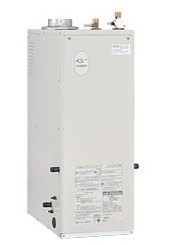長府*CHOFU* KIB-4764DAE 石油給湯器 水道直圧式 給湯+強制追いだき オート 屋内設置型