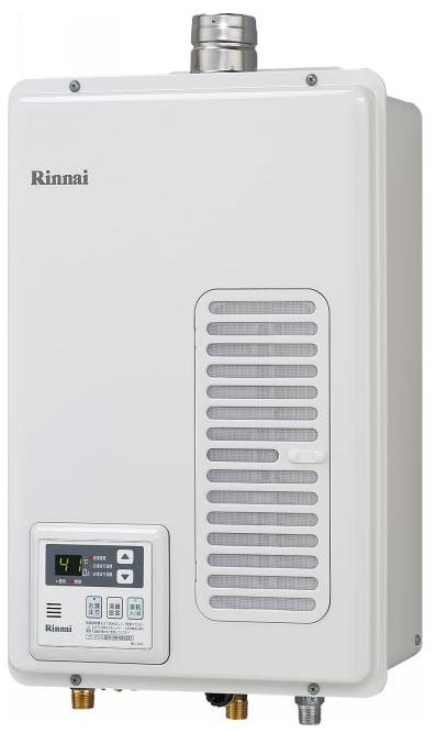 リンナイ 給湯専用 屋内壁掛 FE式「強制排気型」【RUX-V1615SWFA-E】(RUX-V1611SWFA-E後継品)