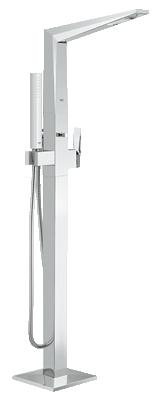 グローエ*GROHE* ALLURE BRILLIANT(アリュール・ブリリアント) シングルレバーバス・シャワー混合栓 【23 119 00J】 クローム ※受注生産品