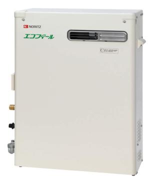 ノーリツ*NORITZ* OTQ-C4704AY BL 石油ふろ給湯器 フルオート 直圧式 給湯+追いだき 屋外据置形 エコフィール