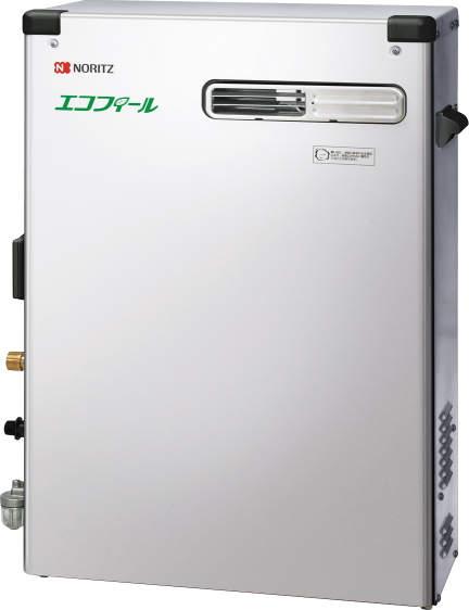 ノーリツ*NORITZ* OTQ-C4704AYS BL 石油ふろ給湯器 フルオート 直圧式 給湯+追いだき 屋外据置形 エコフィール