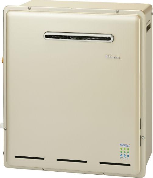リンナイ ガス風呂給湯器 設置フリータイプ オート 屋外据置 20号 エコジョーズ【RUF-E2008SAG】