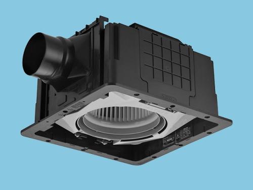 Panasonic(パナソニック) 【FY-32JDSD7】 天井埋込形換気扇 だんらんファン DCモーター 320mm角 風量無段階制御 リモコン付 ルーバー別売