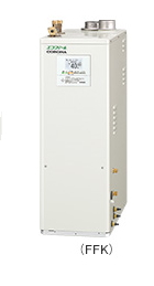 コロナ *CORONA* UKB-EF470RX5-S(FFK) 石油給湯器 エコフィール 水道直圧式 給湯+追いだき専用 リモコン付
