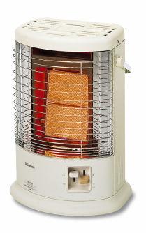 専用ガスコードと同時購入でお買い得♪ リンナイ ガス赤外線ストーブ R-852PMS3(C)