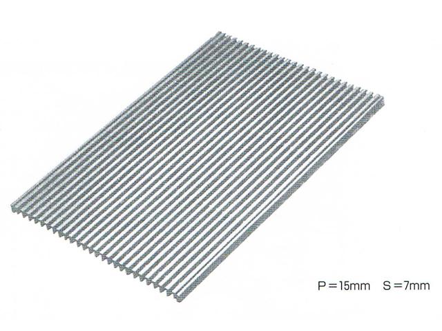 ステンレス製グレーチング 玄関マットYMMT-900×600 【代引き不可】