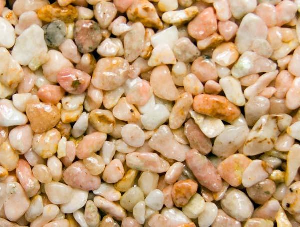 乾燥砂利 東雲 (20kg)10袋セット【送料無料】乾燥樹脂舗装砂利