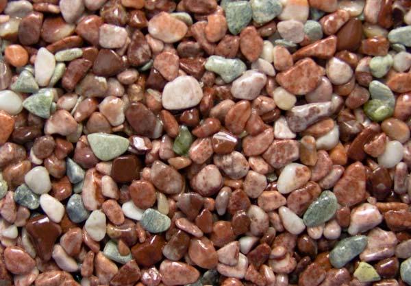乾燥砂利 花水木 (20kg)10袋セット【送料無料】乾燥樹脂舗装砂利