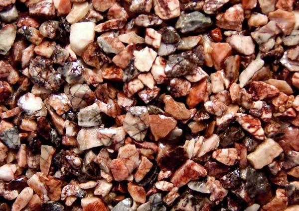 乾燥砂利 紅サンゴ (20kg)10袋セット【送料無料】乾燥樹脂舗装砂利