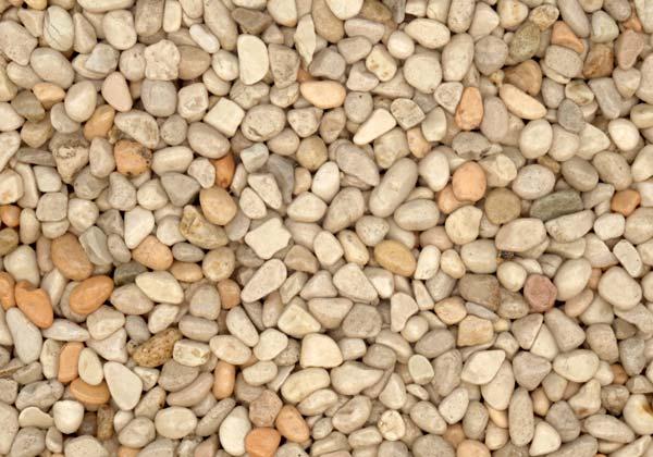 乾燥砂利 象牙 (20kg)10袋セット【送料無料】乾燥樹脂舗装砂利