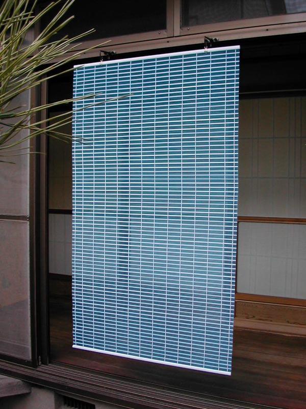 [TKB] 木曽すだれ「ビニール」88×152cm/