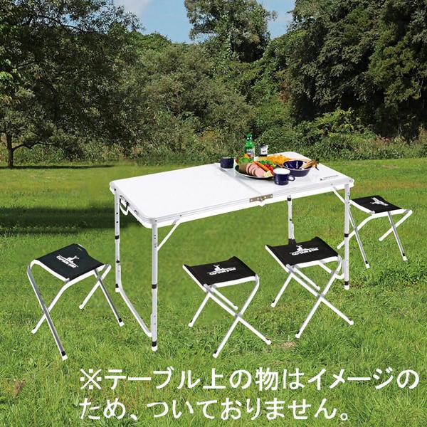 ラフォーレテーブル・チェアセット4人用 UC-4/