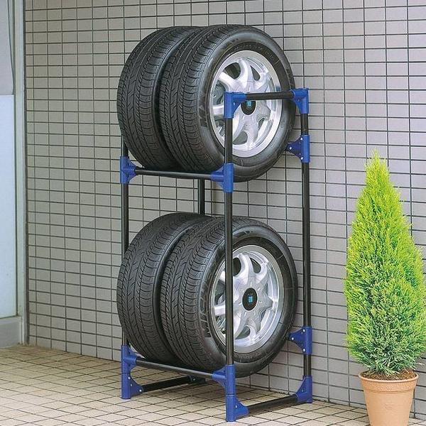 タイヤガレージ普通自動車用[M-9639]/