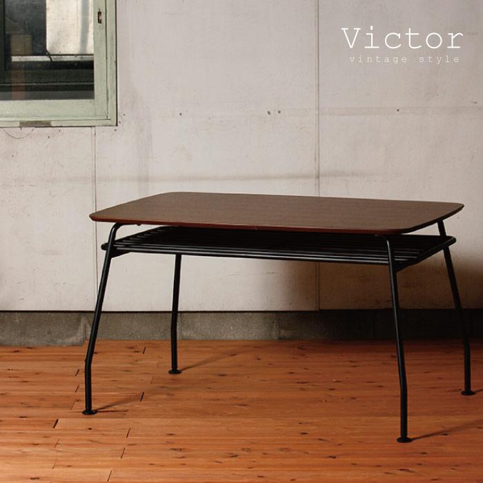 ダイニングテーブル オーク / ヴィクター テーブルL VCT-T120 victor table L/10P03Dec16【送料無料】