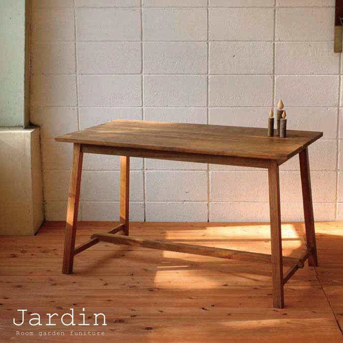 無垢 ダイニングテーブル / ジャルダン テーブル MHO-T120 jardin table 【送料無料】