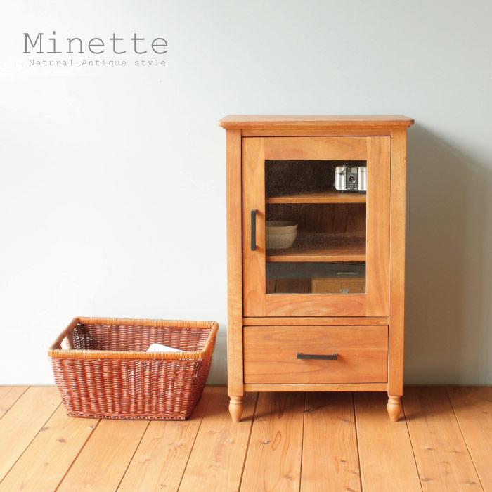 サイドボード アンティーク / ミネットサイドボードS MNT-SB50 minette side board S 【P10】/10P03Dec16【送料無料】