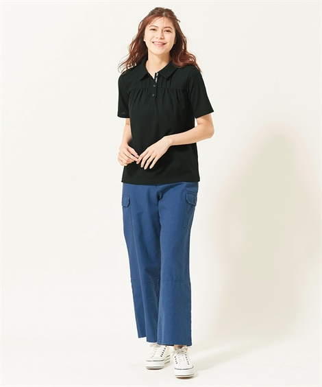 ポロシャツ|吸汗速乾・UVカット半袖ポロシャツ