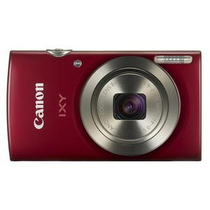 Canon デジタルカメラ IXY 180 光学8倍ズーム レッド