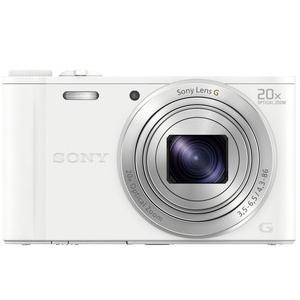 SONY デジタルカメラ Cyber-shot WX350 光学20倍 ホワイト