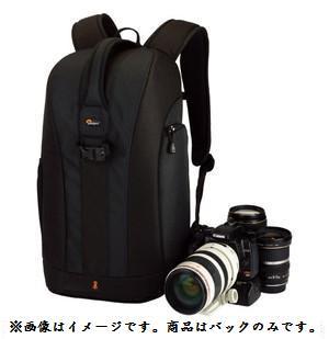 【国内正規品】Lowepro カメラリュック フリップサイド300 13L 三脚取付可 ブラック