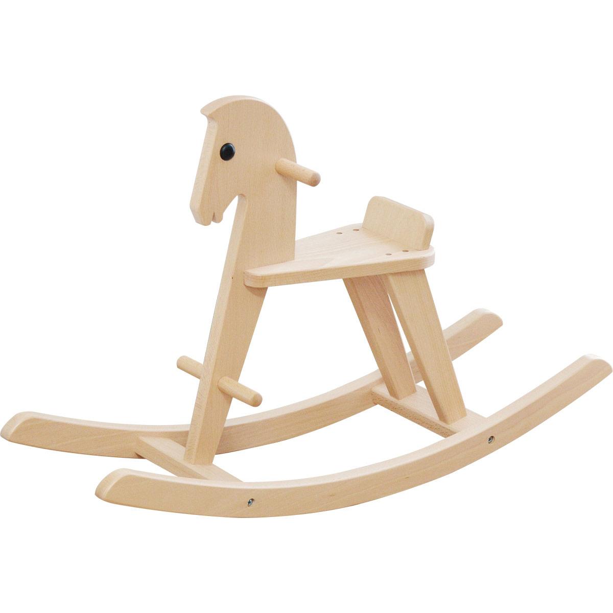 [1年保証] コイデ KOIDE 日本製 おもちゃ 玩具 木馬 M26 乗り物 乗用玩具 知育 室内 1歳 2歳 男の子 女の子 子供 幼児 ベビー 知育玩具 出産祝い 誕生日 ウッド 天然木 国産[送料無料][レビュー特典]