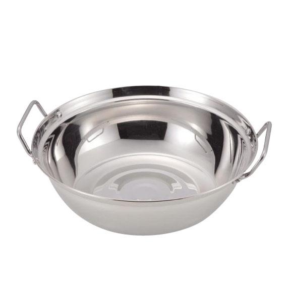 ステンレス製のお鍋 代引料無料 パール金属 内祝い ステンレス製もつ鍋26cm H-5878 NEWだんらん 新品