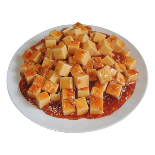 【代引料無料】日本職人が作る 食品サンプル マーボードーフ IP-168