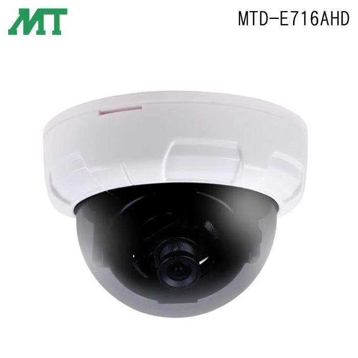 【送料無料】【代引き料無料】マザーツール フルハイビジョン AHD ドームカメラ MTD-E716AHD