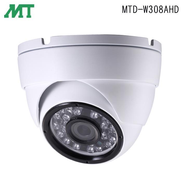 【送料無料】【代引き料無料】マザーツール フルハイビジョン 防水型 AHD ドームカメラ MTD-W308AHD