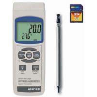 【送料無料】【代引き料無料】マザーツール AM-4214SD SDカードデータロガデジタル風速計