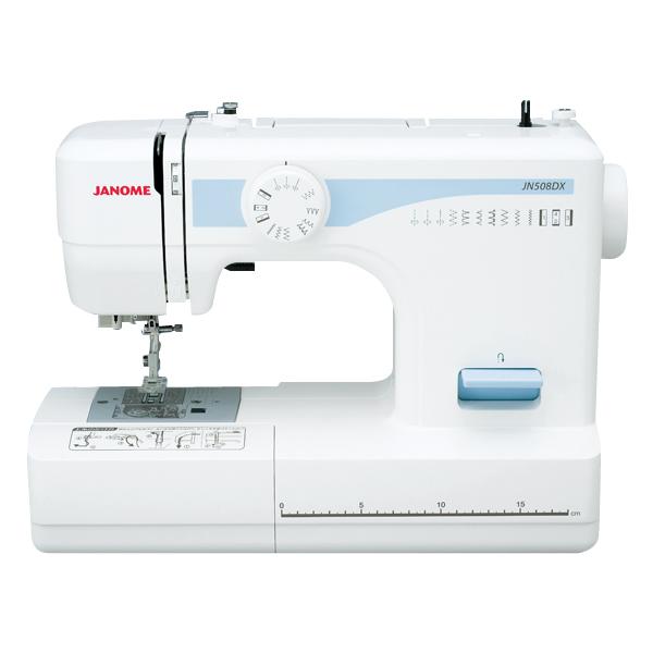 【送料無料】【代引き料無料】ジャノメミシン JN508DX