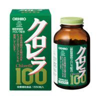 【送料無料】【代引料無料】クロレラ100 1550粒-000008