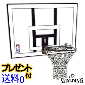 バスケットゴール スポルディング NBAコンボ バスケットゴール [SPALDING]【メーカー直送】【送料無料】【代引不可】【同梱不可】【バスケット ゴール】【smtb-k】【ky】--135