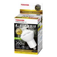 【お得な10台セット】東芝ライテック LED電球 白色 広角 LDR6W-W-E11/D2 【LDR6WWE11D2】