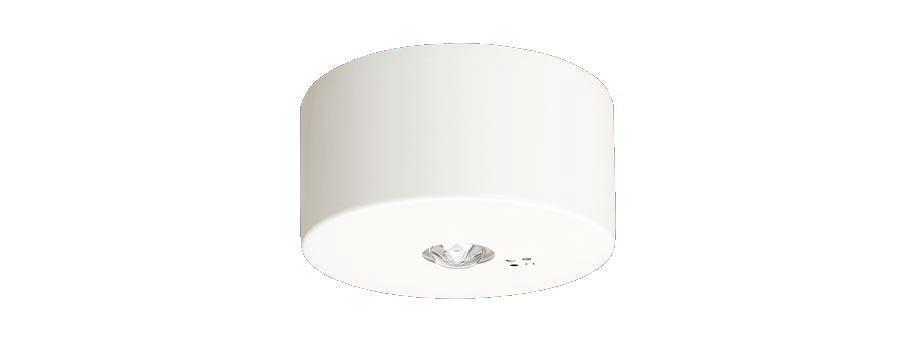 パナソニック 天井直付型 LED(昼白色) 非常用照明器具 一般型(30分間) リモコン自己点検機能付 NNFB93005J