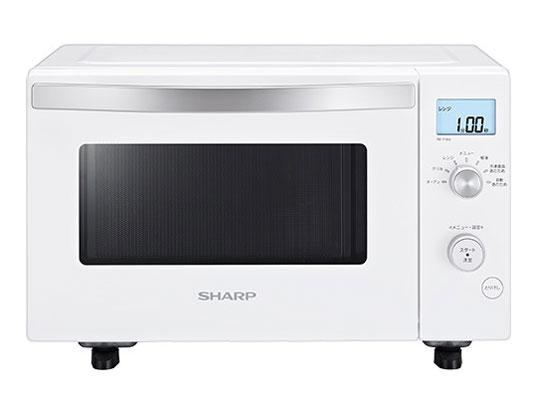 SHARP シャープ RE-F18A-W オーブンレンジ ホワイト(REF18AW)