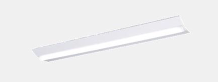 (2台セット)一体型LEDベースライト XLX440DENPLE9 パナソニック 天井直付型 40形 NNLK42523+NNL4400ENPLE9