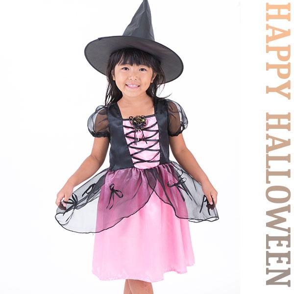 Halloween Girls Princess Fancy Dress Up Costume Outfits: Smile Market: Kids Fancy Dress Halloween Dress Up Costume