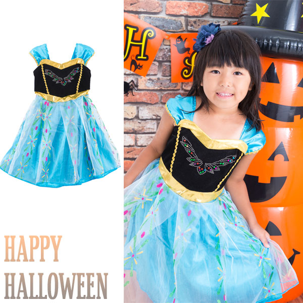 kids fancy dress halloween dress up costume kids princess dress up princess princess girls girls girls child childrens one piece presentation literary