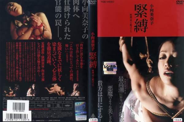 """[DVD邦]比小向美奈子紧缚电影""""花和蛇3""""/二手货DVD"""