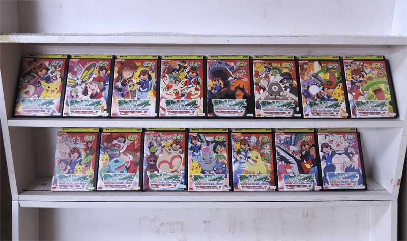 (日焼け)ポケットモンスターアドバンスジェネレーション2004 1~15 (全15枚)(全巻セットDVD)/中古DVD[アニメ/特撮DVD]【中古】