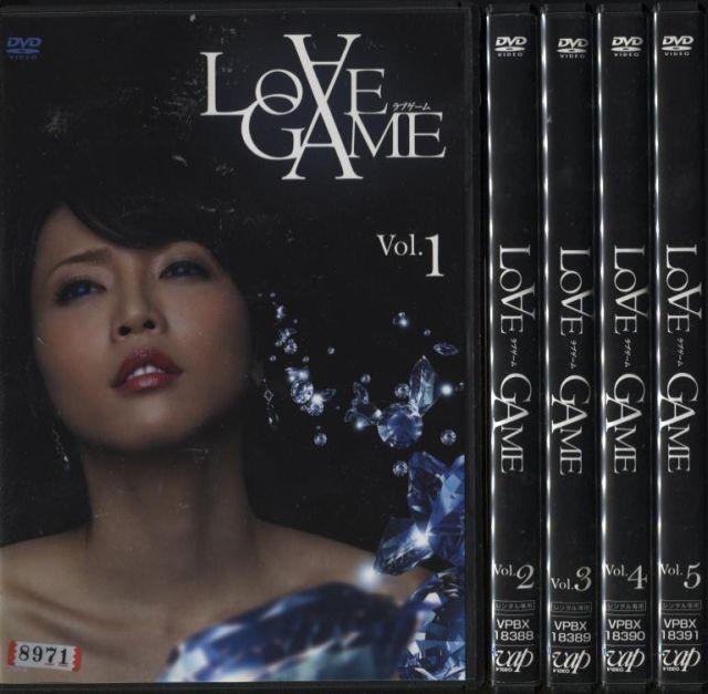 日焼け LOVE GAME ラブ ゲーム 1~5全5枚全巻セットDVDDVD 邦画TVドラマP10倍 7 17 金 20時~7 27 月 10時迄VqGMSUpz