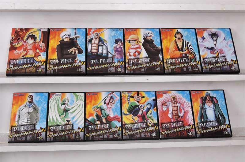 ONE PIECE ワンピース 16thシーズン パンクハザード編 R-1~R-12 (全12枚)(全巻セットDVD)/中古DVD[アニメ/特撮DVD]【中古】