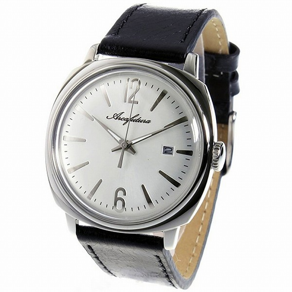 取寄品 正規品ARCA FUTURA腕時計 アルカフトゥーラ 3748SSL Quartz メンズ腕時計 auktn 送料無料