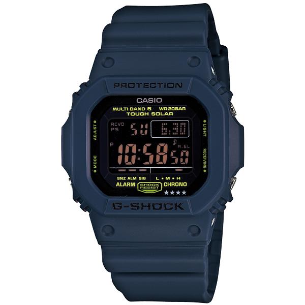 特別価格 取寄品 国内正規品 CASIO腕時計 カシオ G-SHOCK ジーショック デジタル表示 カレンダー 長方形 GW-M5610NV-2JF 人気モデル メンズ腕時計 送料無料, ギフトショップナコレ 16306e30