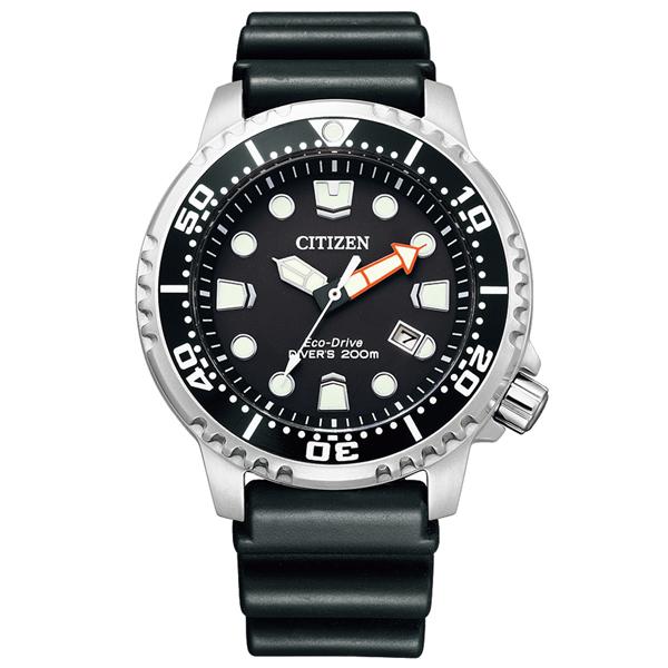取寄品 正規品CITIZEN PROMASTER腕時計 シチズン プロマスター BN0156-05E MARINE エコドライブ ステンレス ダイバーズウオッチ ウレタンバンド メンズウォッチ 送料無料