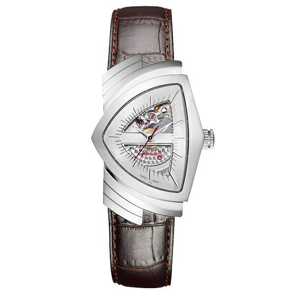 取寄品 HAMILTON自動巻き腕時計 機械式 ハミルトン H24515551 VENTURA AUTO メンズ腕時計 送料無料